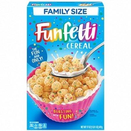 Pillsbury Funfetti - Cereal Family Size 481 Gram
