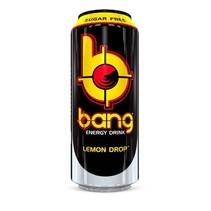 Bang - Bangster Lemon Drop Energy Drink 500ml (suikervrij) 12 Blikjes