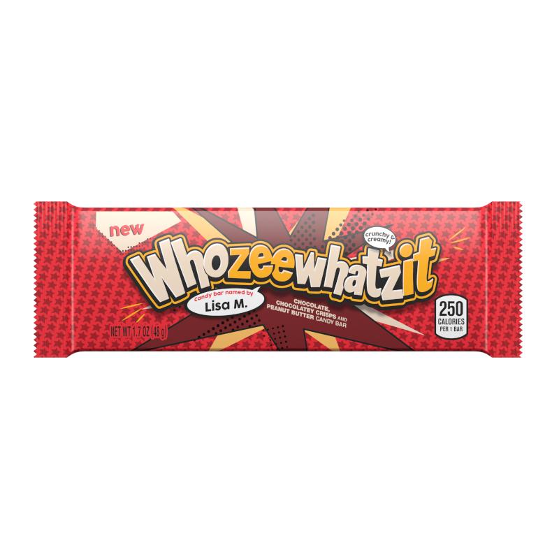 Hersheys Hershey's - Whozeewhatzit 48 Gram