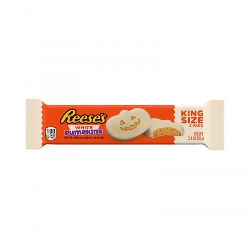 Reese's Reese's - White Chocolate Pumpkin Kingsize 68 Gram