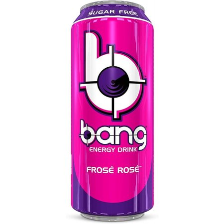 Bang Bang - Frosé Rosé Energy Drink 500ml (suikervrij)