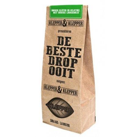 Klepper & Klepper Klepper & Klepper - De Beste Drop Ooit Laurier 200 Gram