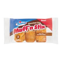 Hostess - Chocolate Chip Muff'n Stix - Triple Pack 85 Gram