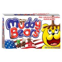 Muddy Bears - Red, White & Blue 88 Gram