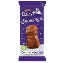 Cadbury - Dairy Milk Snowman Chocolate Mousse 30 Gram