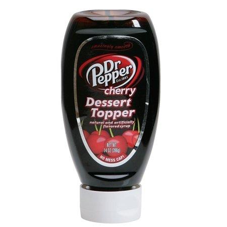 Dr Pepper Dr Pepper - Cherry Dessert Topper 396 Gram