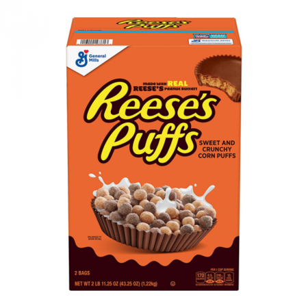 Reese's Reese's - Puffs Cereal Giant 1220 Gram