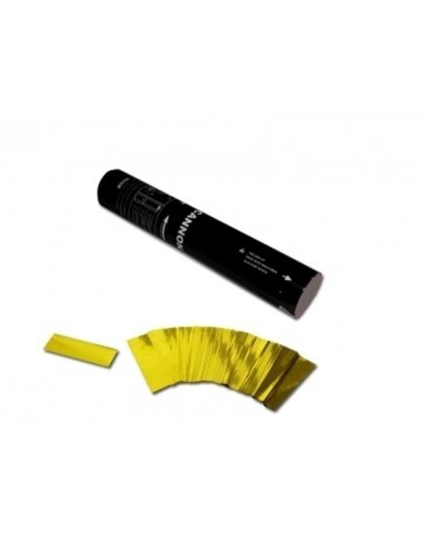 MAGICFX confetti Shooter 28 CM Goud Metalic