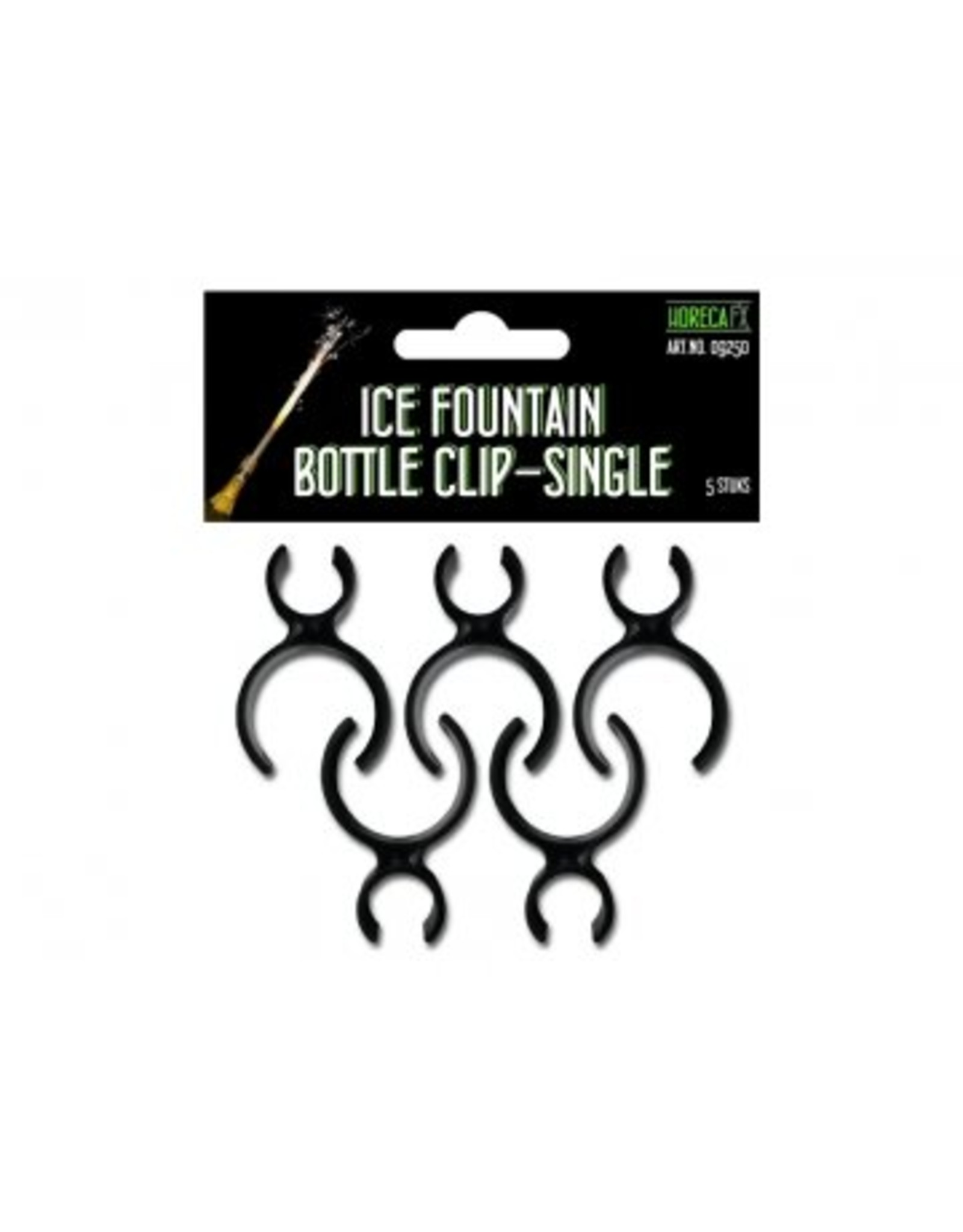 ijsfontein bottle clip single