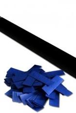 Confetti shooter 80cm Donkerblauw MagicFX