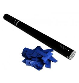 Confetti Shooter 80cm Donkerblauw