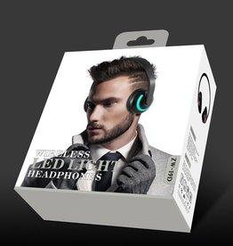 Draadloos Bluetooth Stereo Headset Met Led