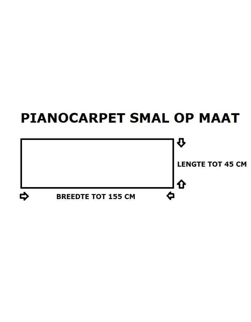 Pianocarpet Pianocarpet Smal op maat