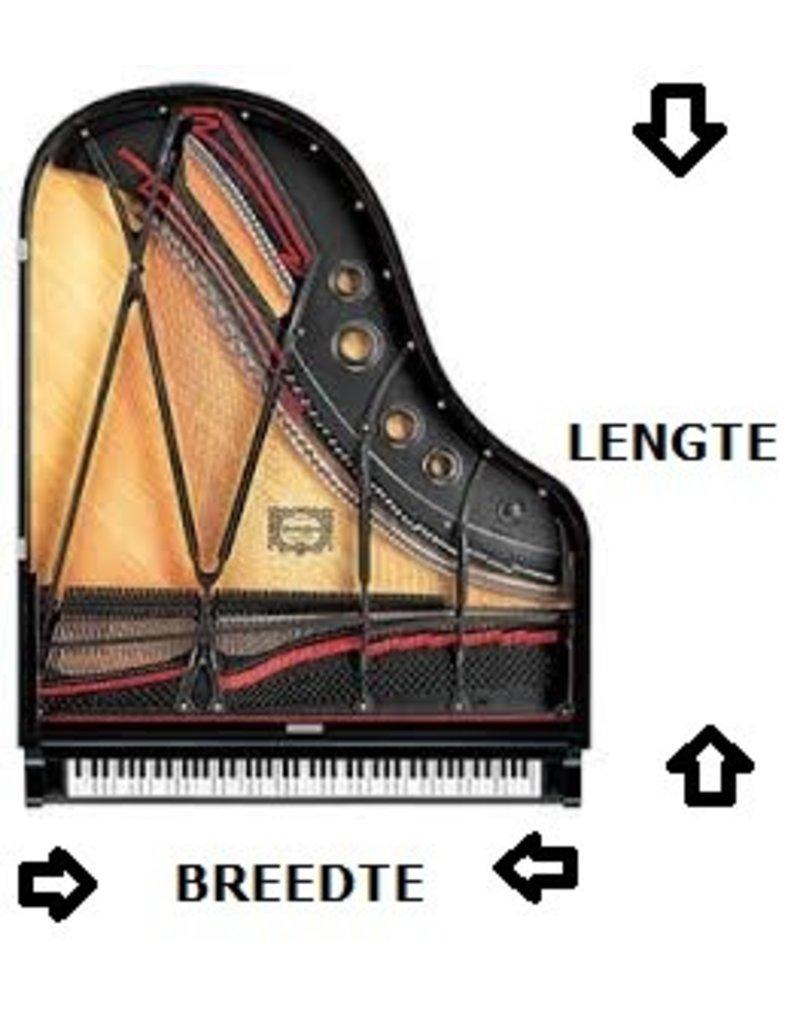 Pianocarpet Vleugelcarpet op maat