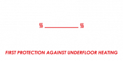 Pianocarpet protects your piano against the disadvantages  of underfloor heating