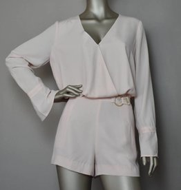 Marciano Playsuit - pale blush