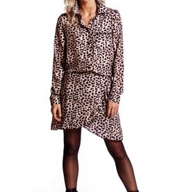 Jacky Luxury Bloes leopard print