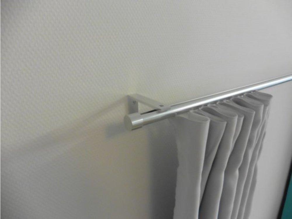 Ophangsysteem - rond aluminium profiel - voor haken en ogen ...