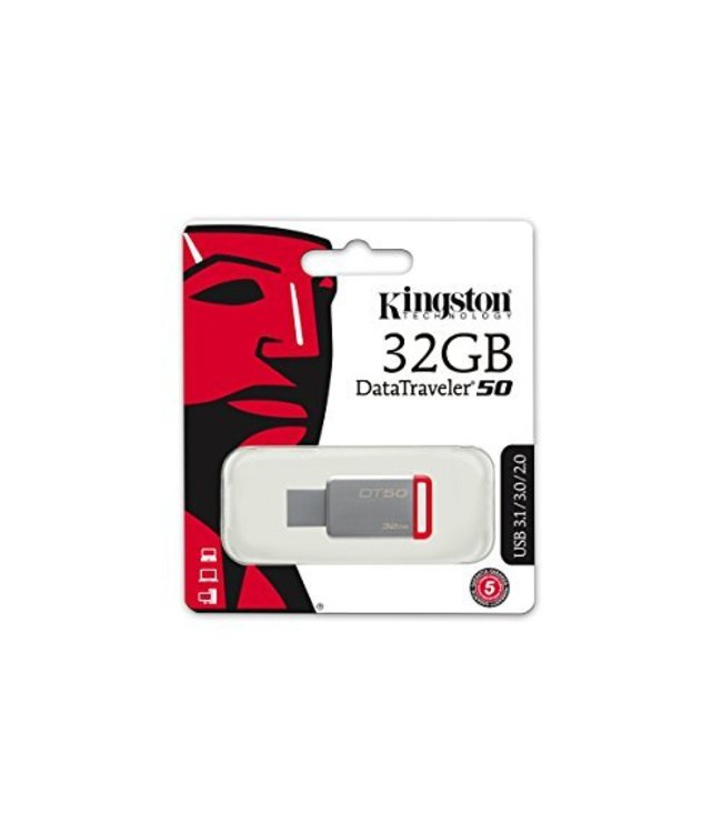 Kingston Clé USB Kingston DataTraveler50 32GO