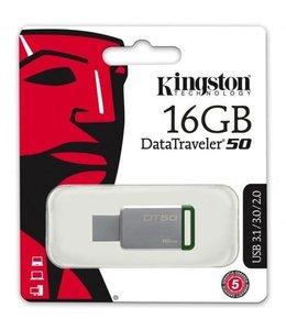 Kingston Clé USB Kingston DataTraveler50 16Go