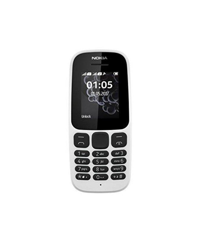 Nokia Nokia 105 Blanc Débloqué