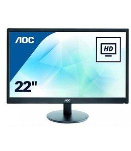 "aoc Ecran 22"" E2270SW DVI / VGA"