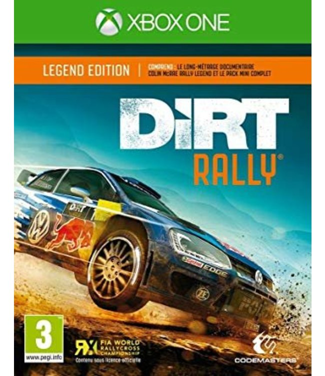 Microsoft Dirt Rally Xbox One