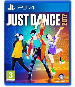 Sony Just Dance 2017