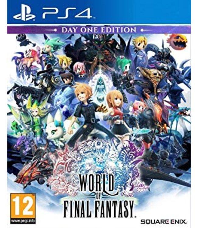 Sony World Final Fantasy