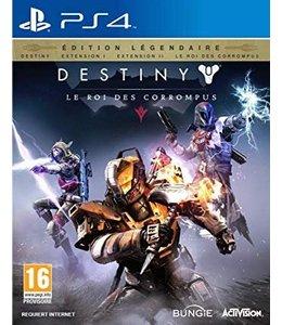 Sony Destiny : Le Roi Des Corrompu