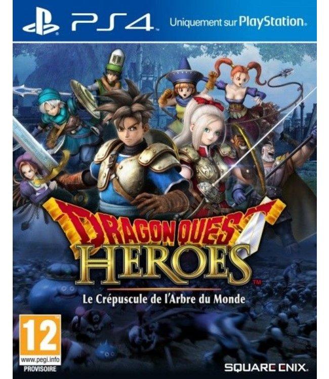 Sony Dragon Quest : Le Crépuscule de l'arbre du monde