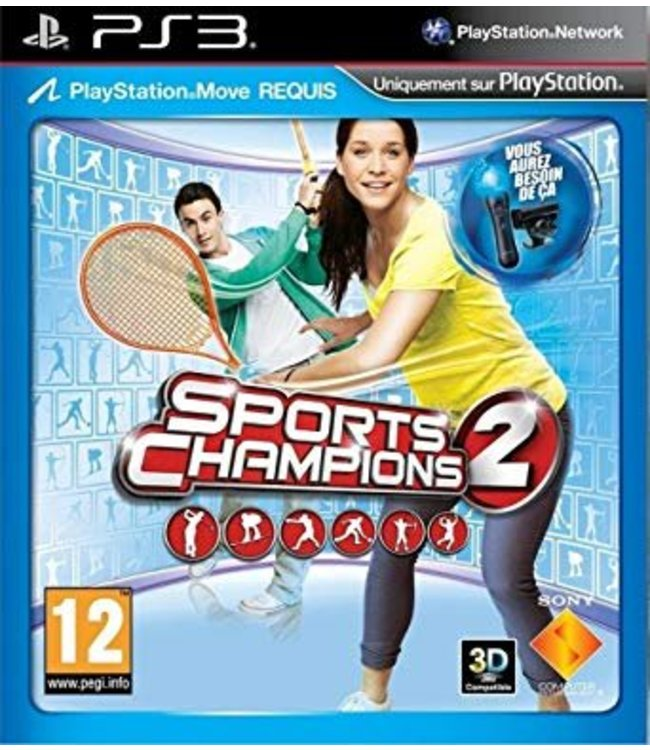 Sony Sports Champions 2