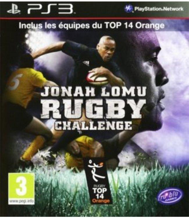 Sony Jonah Lomu Rugby Challenge