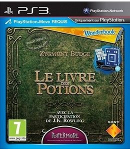 Sony Wonderbook : Le Livre Potions