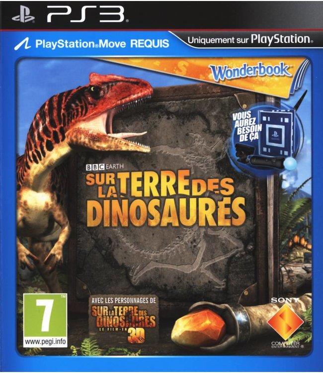 Sony Wonderbook : Sur La Terre Des Dinosaures