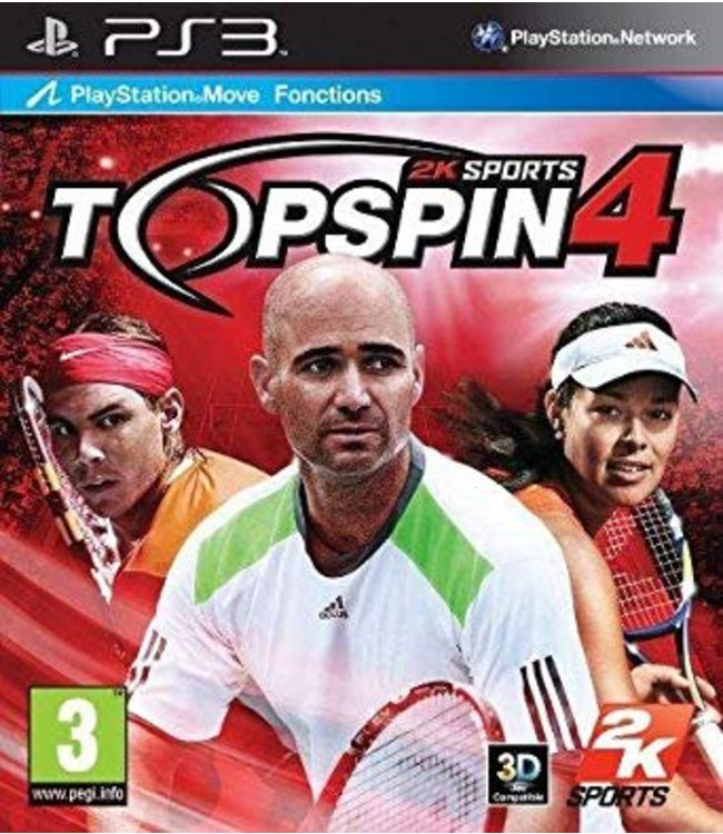 Sony Top Spin 4