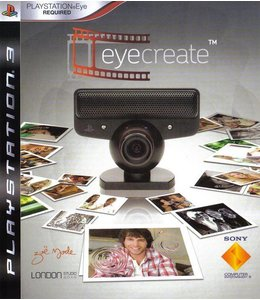 Sony Eye Create
