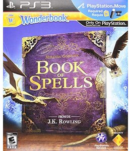 Sony Wonderbook : Book Of Spells