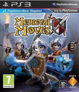Sony Medieval Moves