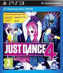 Sony Just Dance 4