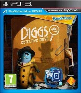 Sony Diggs : Détective Privé
