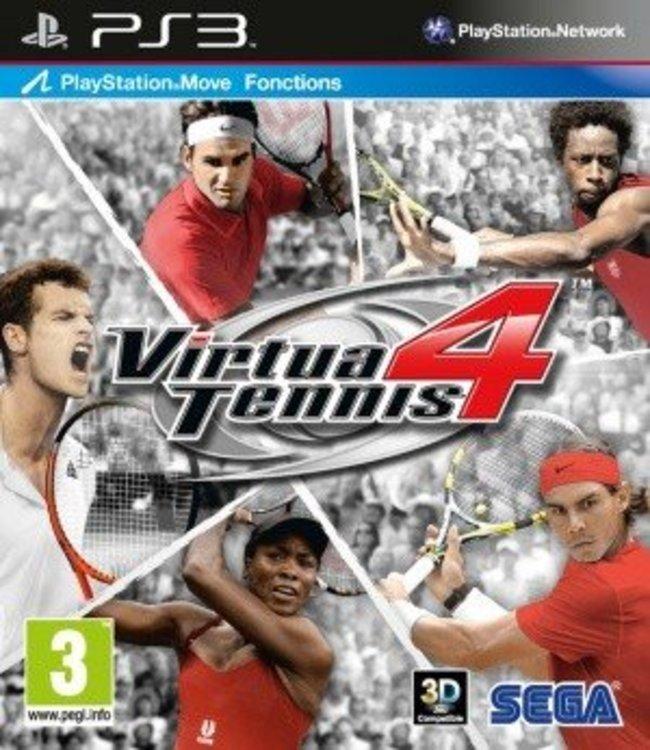 Sony Virtua Tennis 4