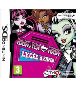Nintendo Monster High: Lycée d'enfer