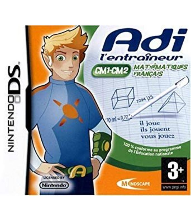 Nintendo Adi L'Entraineur CM1-CM2
