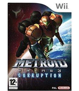 Nintendo Metroid Prime 3 : Corruption