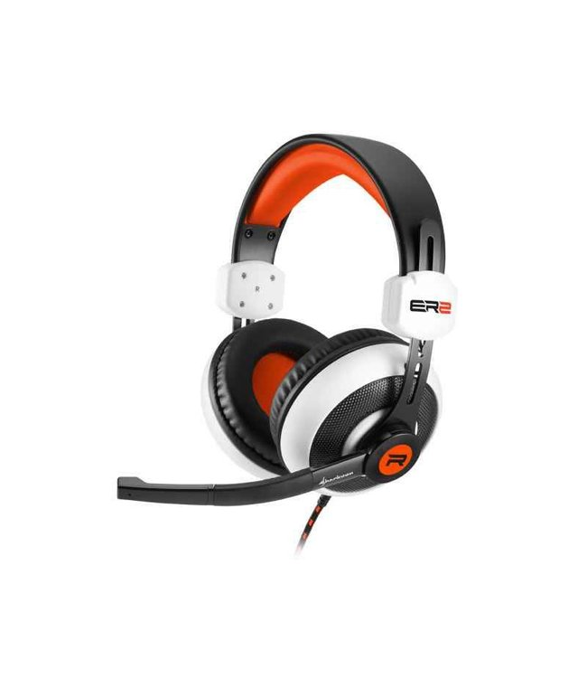 Sharkoon Casque Gaming Rush ER2 Pour PC ( Blanc )