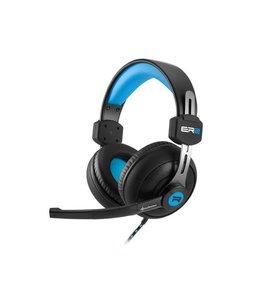 Sharkoon Casque Gaming Rush ER2 Pour PC/PS4 ( Noir / Bleu )
