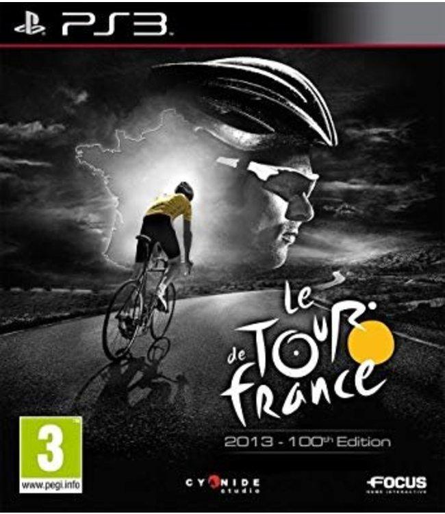 Sony Tour de france 2013 : 100ème Edition