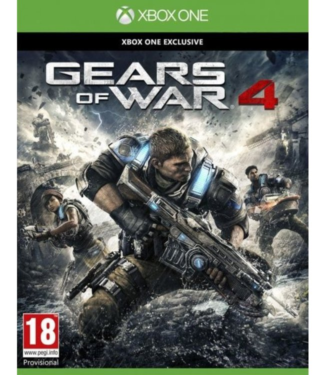 Microsoft Gears Of War 4