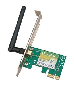 TP-Link Carte Wifi Interne PCI-E / TP-Link WN781ND